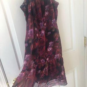 Volcom Dresses - Volcom Floral print dress. Size Medium.